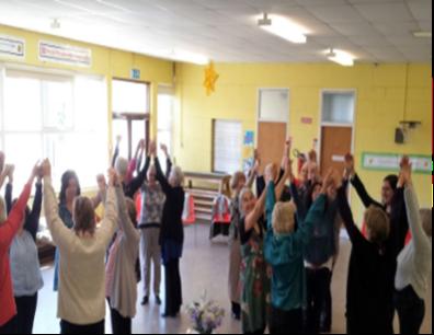 Sacred Dance Meditation Wednesday | Luisne
