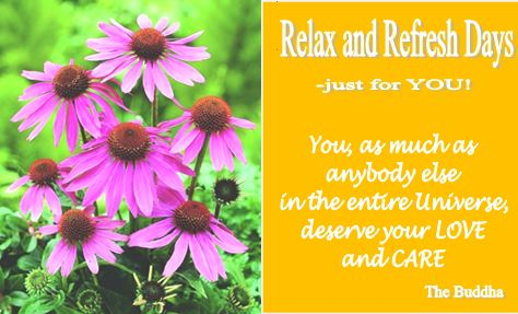 Relax and refresh oct